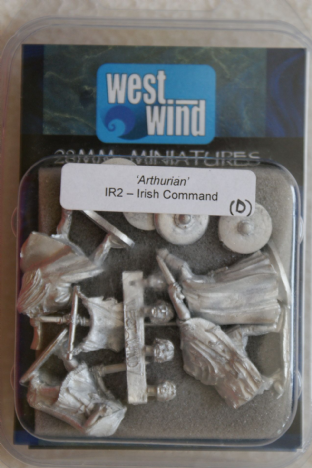 Westwind 28mm IR-2 Irish Command
